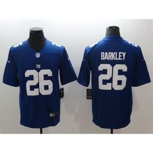 Shirts & Tops - Youth New York Giants  Saquon Barkley Jersey (1)